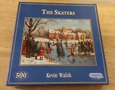 The Skaters Gibsons 500 Piece Puzzle Kevin Walsh