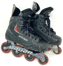 Bauer Vapor RX:05 Roller Inline Hockey Skates Sz 1R (2 Shoe Size) Junior Youth