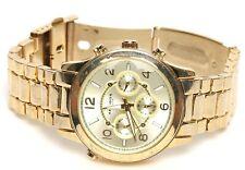 Akribos XXIV Womens Gold Multifunction Quartz Watch 0483