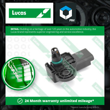 MAP Sensor fits CITROEN DS3 1.6 10 to 15 5FS(EP6C) Manifold Pressure Lucas New