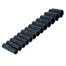 13 Piece 1/2'' Drive Metric Deep Impact Socket Set 13-32mm Garage Bluespot 01538