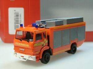 """Herpa Iveco Magirus Rüstwagen """"Feuerwehr Furth im Wald"""" - 093996 - 1:87"""