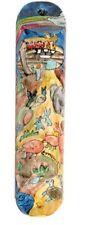 Yair Emanuel Large Wooden Mezuzah Case Noah's Ark Judaica Gift