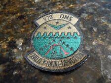U.S.A.F  379 OMS Patch.