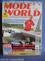 RCMW RC MODEL WORLD AUGUST 2004 AERONCA 0 58 A PLANS MATHEW GEORGE B52