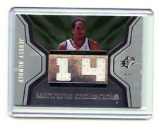 2007-08 SPX #WMJ-SL SHAUN LIVINGSTON JERSEY JSY - LOS ANGELES CLIPPERS