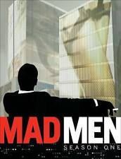 Mad Men - Season 1 (DVD, 2008, 4-Disc Set) Brand New + Factory Sealed