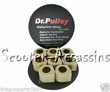 DR PULLEY SLIDING WEIGHTS 20x12 , 8 Rollers 14G KYMCO Downtown (Nikita) 300i