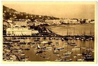 CPA 06 Alpes-Maritimes Cannes Vue générale sur le Port le Casino et les Hôtels