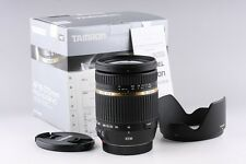 Tamron EF-S 18-270mm F/3.5-6.3 Di II VC B003E Model for Canon With Box #7381F3