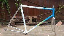 Vintage bicycle frame D. Santos - Cinelli - dropout Campagnolo