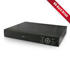 H.264 4-1 AHD NVR TVI CVBS 16CH CCTV Security Digital Video Recorder Hybrid HDMI