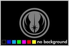 Star Wars Jedi Order Logo Sticker Vinyl Decal Car Truck Window Wall Decor Colors