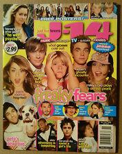 Magazine J-14 ~October 2006 ~Zac Efron ~Ashley Tisdale ~Dylan & Cole Sprouse