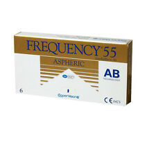 Frequency 55 Aspheric 6 Stk.