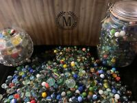 vintage marbles lot***Mystery Bag****