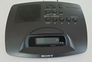 Radiowecker Sony Dream Machine ICF-C233 digitales LCD-Display FM UKW / AMRadio