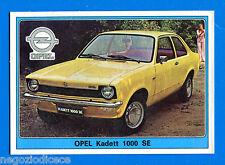 SUPER AUTO - Panini 1977 -Figurina-Sticker n. 152 - OPEL KADETT 100 SE -Rec