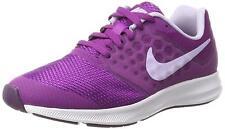 Girl Nike Downshifter 7 Running 869972 500 Purple Violet 100% Original Brand New