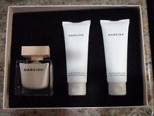 Narciso Rodriguez Narciso Poudree Eau de Parfum Spray 3 oz +Shower Cream+ Lotion