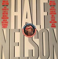 WILLIE NELSON -Pre-Owned LP- HALF NELSON~RARELY PLAYED VG+/VG+