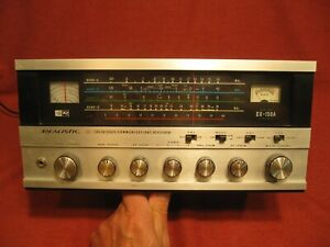 Vintage 1970's Realistic DX-150A Solid State AM SSB CW Ham Radio Receiver