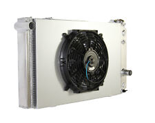 """3 Row Performance RADIATOR+12"""" Fan+Shroud for 82-02 Chevy S10 V8 Conversion ONLY"""