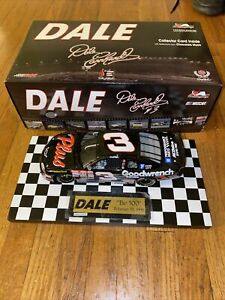 """DALE EARNHARDT THE MOVIE 12 OF 12 """"The 500"""" MINT98 Monte Carlo #3 Goodwrench"""