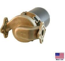 INLINE CIRCULATOR PUMP Centrifugal - Bronze - 1/4 Hp - 115V - 1 Ph - 1,920 GPH