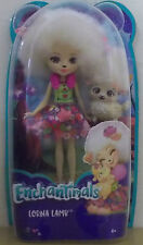 Enchantimals ~ Lorna Lamb Doll & Sheep Pet