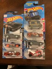 2021 Hot Wheels (Lot of 7) New in Package