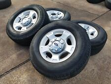 "18"" F-250 F-350 OEM FX-4 rims wheels tires 3790 2005- 2013 2014 2015 2016 2017"