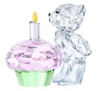 Swarovski Crystal 5301570 Kris Bear - Time To Celebrate 4x4x3 cm RRP$179