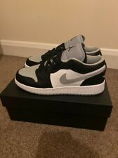 Brand Nike Air Jordan 1 Low Shadow Light Smoke Grey. UK 8.5