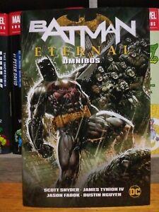 Batman Eternal Omnibus *RARE OOP* HTF Hardcover DC Comics, James Tynion IV