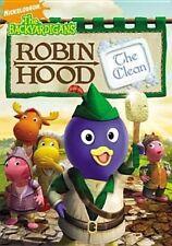 Backyardigans Robin Hood The Clean 0097368931541 With Naelee Rae DVD Region 1