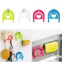 Cute Sponge Holder Suction Cup Convenient Home Kitchen Holder Tools Gadget Decor
