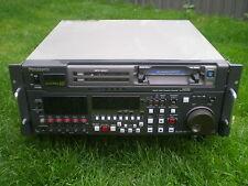 Panasonic AJ-D960E broadcast digital recorder DVCPRO 25Mbps & DVCPRO50 50Mbps