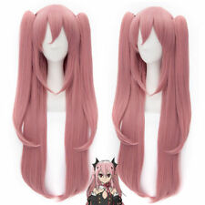 Free Hair Cap + Seraph of the End Krul Tepes Cosplay Wig Costume Party Wigs
