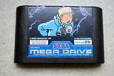 Jeu TINTIN AU TIBET pour Sega MEGA DRIVE (MD) CARTOUCHE SEULE
