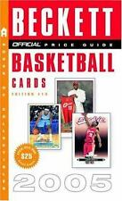 The Official Beckett Price Guide to Basketball Cards 2005, Edition #14 (Beckett