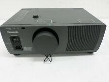 Panasonic PT-L595U LCD Projector - 1024x768 | Used