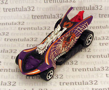5-PACK EXCLUSIVE Trapper Spider TURBO FLAME Purple Red HOT WHEELS LOOSE