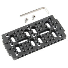 "1/4"" 3/8"" Thread Camera Plate Camera Cheese Plate Easy Base Plate Baseplate3"