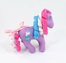 Vintage G1 Soda Sippin' My Little Pony ~✦ Strawberry Scoops ✦~ Beautiful!