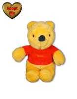 Disney Sears Gund 9in Vintage Winnie the Pooh Bear Stuffed Plush Animal Toy