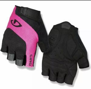 Adults Giro Tessa Gel Gloves - Pink