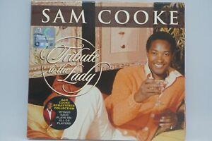 Sam Cooke : Tribute To The Lady CD Album in Digipak - Remastered Hybrid SACD
