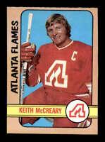 1972 O-Pee-Chee #25 Keith McCreary  NM/NM+ X1520829
