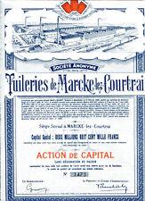TUILERIES de MARCKE-lez-COURTRAI